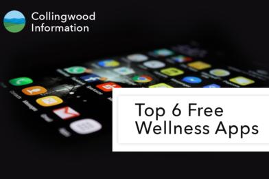 Top 6 Free Wellness Apps